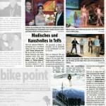 Modisches und Kunstvolles in Telfs (Blickpunkt, 09.03.2009)