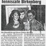 Telfs: Vernissage im Tenniscafé Birkenberg (1994)