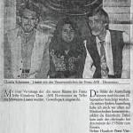 Telfer Künstlerin stellt aus (Mein Monat, 05.09.1996)