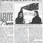 Künstlerische Schwestern (1995)